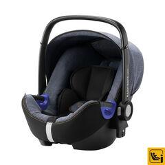 Siège-auto Baby-Safe i-Size - Blue marble