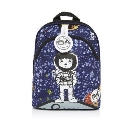 Mini sac à dos Zip & Zoe - Spaceman