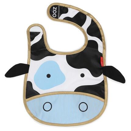Bavoir à poche Zoo - Vache