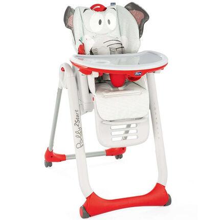 Chaise haute Polly 2 Start - Baby Elephant
