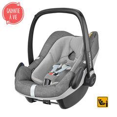 Siège-auto Pebble Plus i-Size groupe 0+ - Nomad Grey