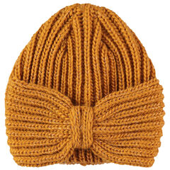 Junior - Bonnet en tricot style turban