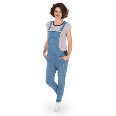 Salopette de grossesse en jeans used