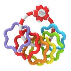 Hochet anneaux - Multicolor