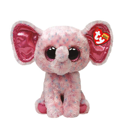 Peluche small 1er age Ellie l'Elephant