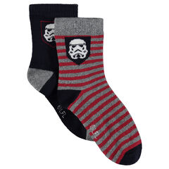 Lot de 2 paires de chaussettes assorties Stormtrooper Star Wars™