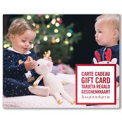 La E-carte cadeau Orchestra bebe