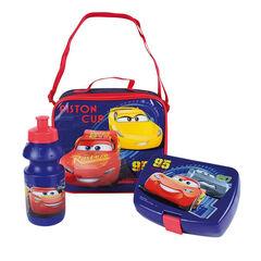 Lunchbox sac goûter + gourde - Cars