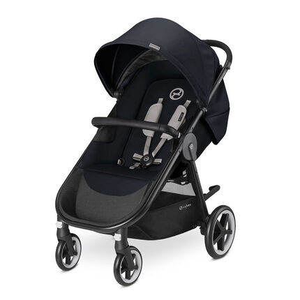 Poussette Agis M-Air4 - Lavastone Black