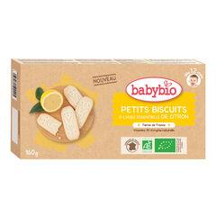 Biscuit à l'huile essentielle de citron - x20