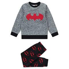 Pyjama en polaire print ©Warner Batman
