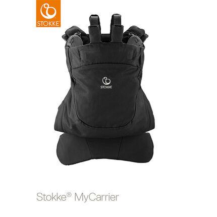Porte-bébé dorsal MyCarrier – Noir
