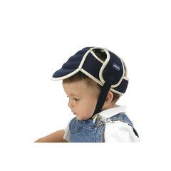 Bonnet de protection matelassé - Bleu , Chicco