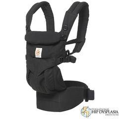 Porte-bébé Omni 360 tout-en-un - Pure Black , Ergobaby