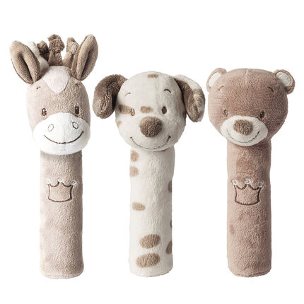 Peluche cricri assortiment 20 pieces