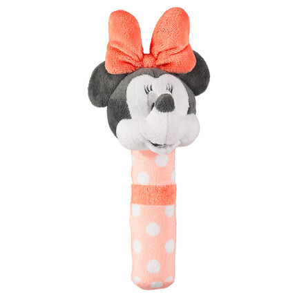 Cri cri en velours Disney Minnie