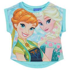 Tee-shirt manches courtes Disney Frozen