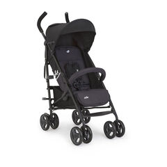 Poussette canne Nitro LX - Two Tone Black