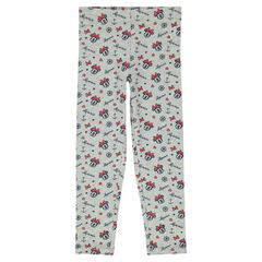 Legging imprimé Disney Minnie