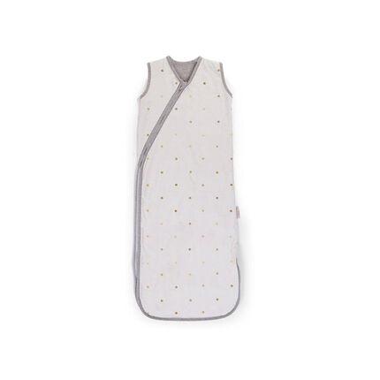 Gigoteuse en jersey 70-90cm - Blanc/doré