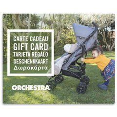La E-carte cadeau Orchestra mixte