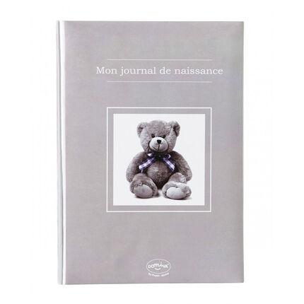 Journal de naissance - Taupe