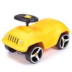 Porteur Wildee auto - Jaune