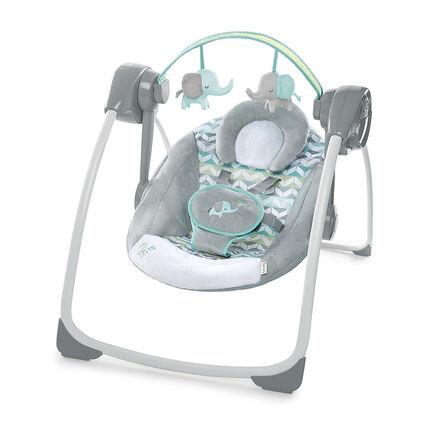 Balancelle Comfort 2 go portable swing – Jungle Journey