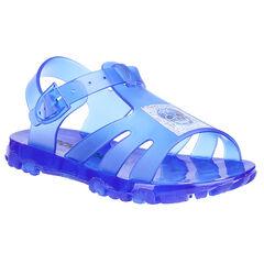 Chaussures de plage en plastique print tête de mort