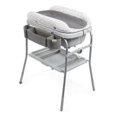 Table à langer avec baignoire Cuddle & Bubble Comfort - Gris
