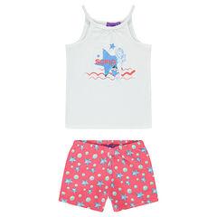 Pyjama court Disney Princesse Sofia