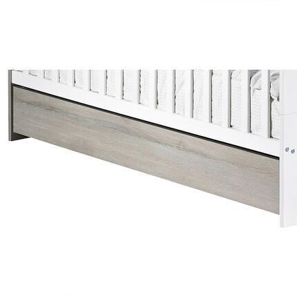 Tiroir lit Little Big Bed Nael - 70 x 140 cm