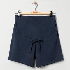 Short de grossesse homewear à bandeau haut , Prémaman