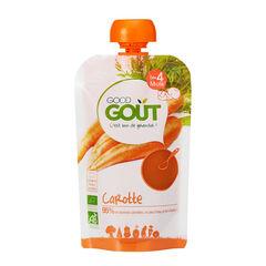 Gourde carotte bio - 120g