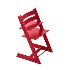Chaise haute Tripp Trapp - Rouge