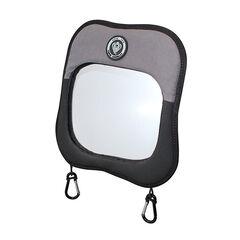 Miroir pour voiture - Noir/Gris
