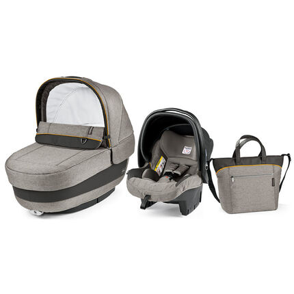 Set Navetta Elite groupe 0+ - Luxe Grey