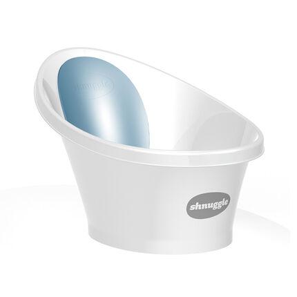 Baignoire ergonomique - Blanc/Bleu