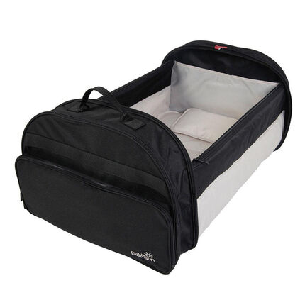 Sac de transport couffin Simple Bed - Noir