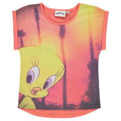 Tee-shirt manches courtes Warner Bros Titi