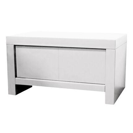 Table de nuit Quarre 1 tiroir