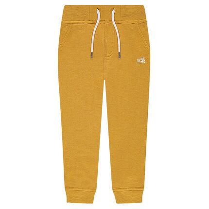 Pantalon de jogging en molleton