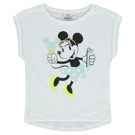 Tee-shirt manches courtes Disney Minnie