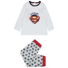 Pyjama en jersey print Superman  , Orchestra