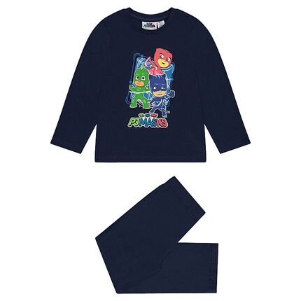 Pyjama en jersey avec print Pyjamasques