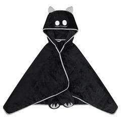 Robe de chambre HALLOWEEN en sherpa effet déguisement monstre