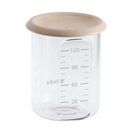 Baby Portion 120 ml - Tritan nude