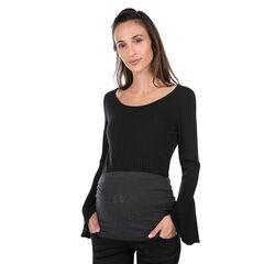 Bandeau de grossesse avec message printé