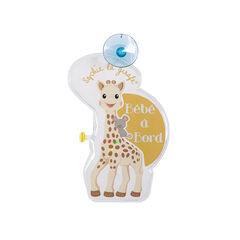 Bébé à bord lumineux Sophie la girafe