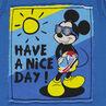 Ensemble avec débardeur ©Disney Mickey et bermuda en molleton chiné